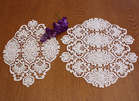 Classic doilies
