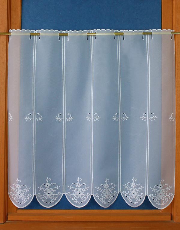 Isabelle lace curtains
