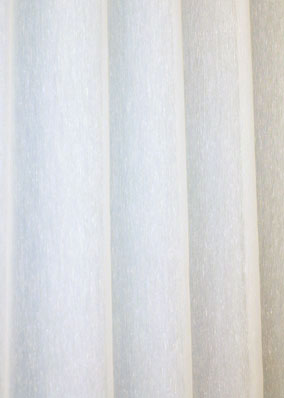 Ivory  Batiste sheer by the yard
