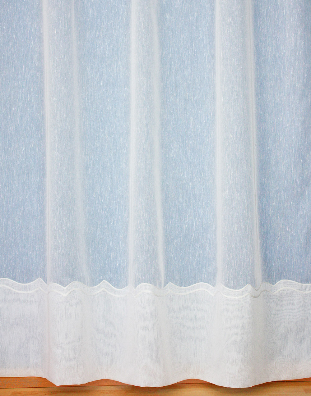 "Sheer curtain ""Cornely Double"""
