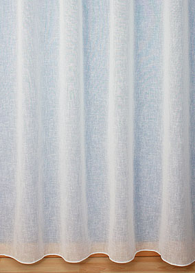 look linen sheer curtains
