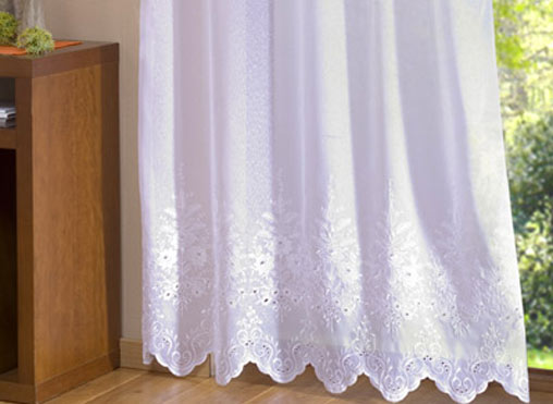 choose sheer curtains