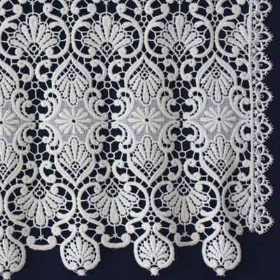 Wonderful Classic Macrame Lace Curtain