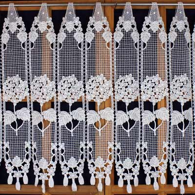 100 macrame lace curtains victorian lace sheer curtains she