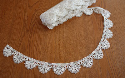 Macrame Lace trimming