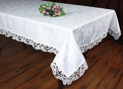 Lace tablecloth Laurier