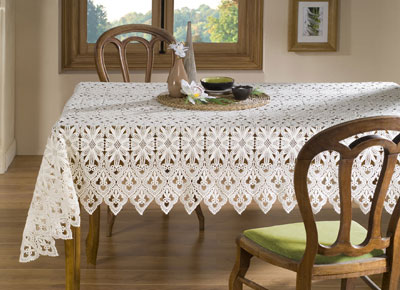 Lace tablecloth Tradition