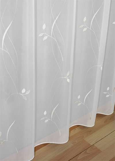 "Sheer lace curtains ""Celine"""