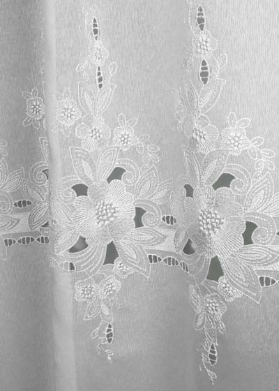 "Sheer lace curtains ""Clhoe"""