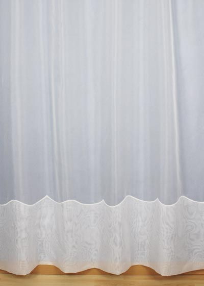 "Sheer lace curtains ""Cornely Voile"""