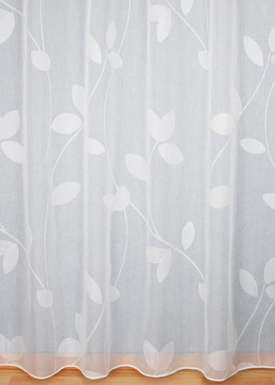 "Sheer curtains ""Feuillages"""