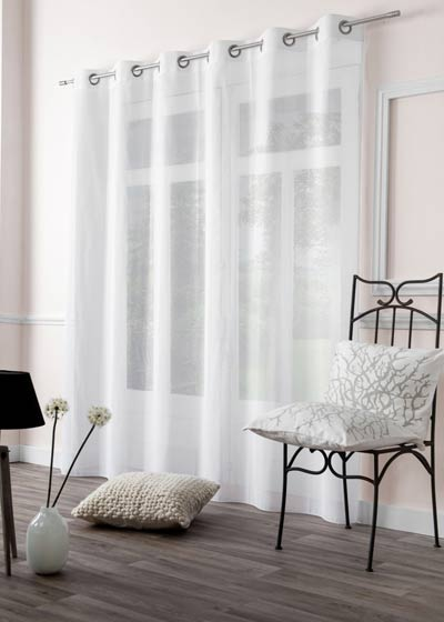 "Sheer curtains ""Sable"""