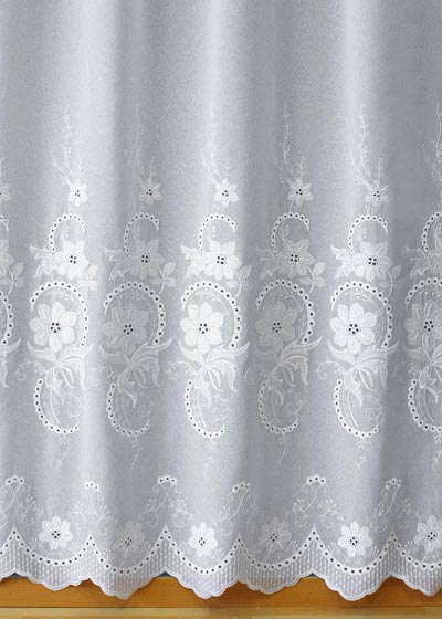 "Sheer lace curtains ""Sarah"""