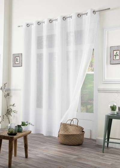 "Sheer curtains ""Tergal-lin"""